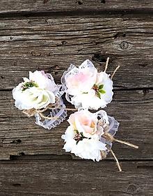 Náramky - Náramky pre malé princezničky - 11699100_