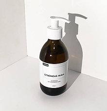 Drogéria - Organické tekuté mydlo Citrónová tráva - 11697658_