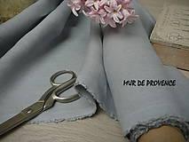 Textil - NOVĚ odstín MUR DE PROVENCE ...230g/m2 metráž - 11699023_