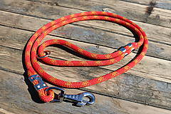 Pre zvieratká - Vodítko z horolezeckého lana - 11701081_
