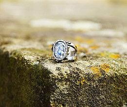 """Prstene - Nerezový prsten ...."""" Ice Queen """"  - 11702149_"""