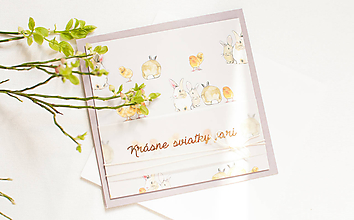 Papiernictvo - Krásne sviatky jari - violet - 11701603_