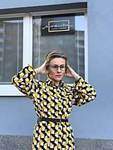 Šaty - Košeľové šaty - 11700020_