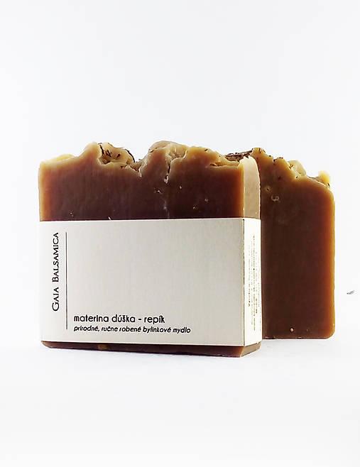 Prírodné bylinkové mydlo MATERINA DÚŠKA - REPÍK