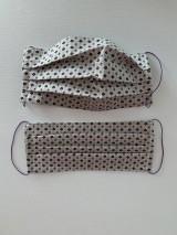 Rúška - Textilné rúško - 11703960_