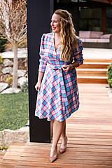 Šaty - ŠATY GRACE - pinky - 11703887_