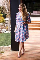 Šaty - ŠATY GRACE - pinky - 11703896_