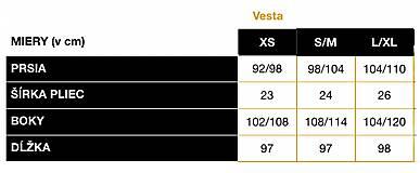 Kabáty - VESTA LOVE - 11704166_