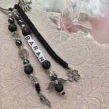 Kľúčenky - Prívesok na kľúče podľa znamenia zverokruhu (Baran) - 11704140_