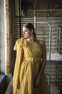 Šaty - Spoločenské šaty - 11705710_