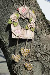 Dobrý obchod - Umenie_srdca: Jarné vtáčiky - 11704605_