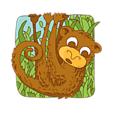 Hračky - Zvieratká - drevené pexeso (48ks) - 11710939_