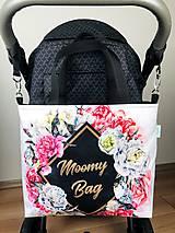 Iné tašky - Kabelka na kočiar MooMy Bag 2 - 11715471_