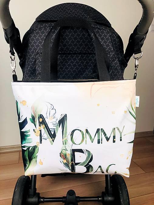 Kabelka na kočiar MooMy Bag 3