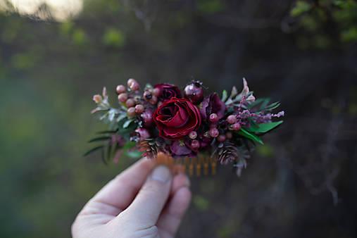"""Kvetinový hrebienok """"keď sa stmieva"""""""