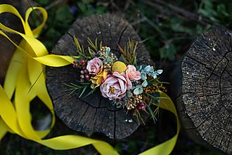 """Opasky - Kvetinový opasok """"prvé lúče"""" - 11714237_"""