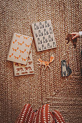 Papiernictvo - Lesné stvory (zápisníky A5) - 11713390_