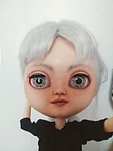 Bábiky - Helmodoll - panenka podľa živej predlohy - 11721007_