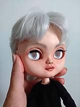 Bábiky - Helmodoll - panenka podľa živej predlohy - 11721008_