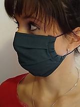 Rúška - Rúško antracit - 11717863_