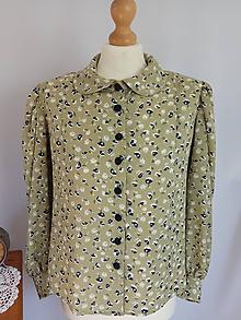 Iné oblečenie - Blúzka - 11719054_