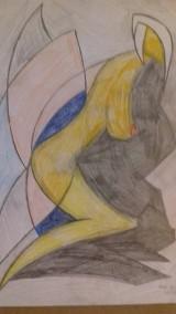 Kresby - Pokľak - 11719448_