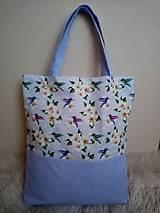 Nákupné tašky - Nákupná taška - 11720114_