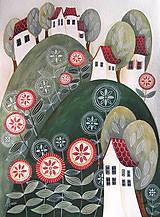 Kresby - Zelenou krajinou - 11717167_