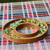 Nádoby - miska z dubového dreva - 11717610_