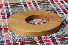 Nádoby - miska z dubového dreva - 11717611_