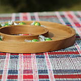 Nádoby - miska z dubového dreva - 11717620_