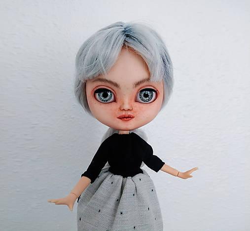 Helmodoll - panenka podľa živej predlohy