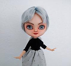 Bábiky - Helmodoll - panenka podľa živej predlohy - 11721050_