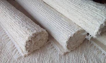 Úžitkový textil - Maslové koberčeky podľa priania - 11721100_