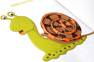 Hračky - Hra - Slimáčik rýchla nôžka - 11724519_