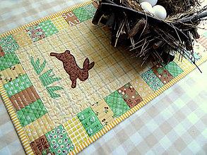 Úžitkový textil - Running Bunny... obrus - 11726544_