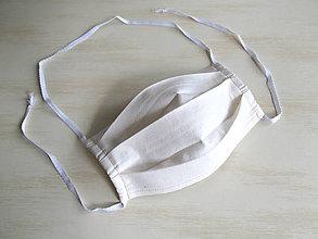 Rúška - bavlnené rúško s filtrom - 11727096_