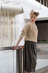 """- Plisovaná sukňa """"rôzne vzory"""" - 11729018_"""