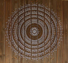 Obrazy - HARMÓNIA A RELAX (drevo + silver) 88 x 80 - 11728210_