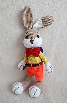 Hračky - Zajačik Prváčik - 11732190_