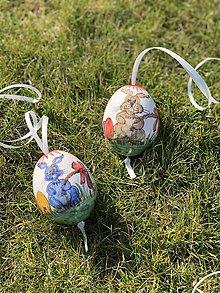 Dekorácie - Veľkonočné vajíčka - 11729996_