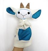 Maňuška koza - Kozička z Modrej doliny