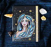 Papiernictvo - Moleskine na zázračné myšlienky (modrá) - 11731433_