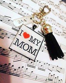 Kľúčenky - Kľúčenka na Deň matiek - 11729662_