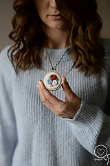 Náhrdelníky - Vyšikráska Brigita/Oxana - 11733351_