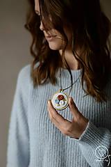 Náhrdelníky - Vyšikráska Brigita/Oxana - 11733353_