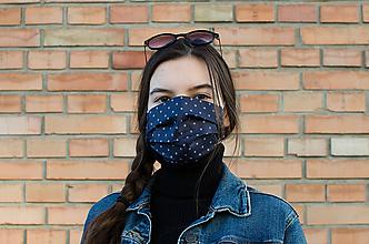 Rúška - Štýlové ochranné rúško - 11733211_