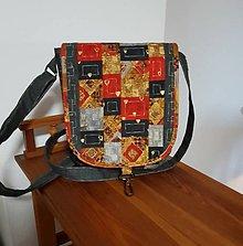 Kabelky - Klimt style crossbody - 11736444_