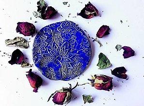 Dobrý obchod - Kobaltová modrá - 11736945_