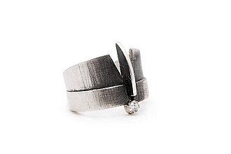 Prstene - Moderní prsten Lennart - 11737158_